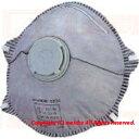 【保護具・防じんマスク】山本光学[株] スワン 使い捨て防じんマスク10枚 3900BT