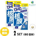 DHC サプリメント 核酸(DNA)30日分(90粒) ×2セット