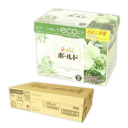 <strong>ボールド</strong> ピュアクリーン<strong>ボタニア</strong>の香り 粉末 600g × 9箱 【P&G】【82292963 tmp】