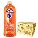 キュキュット ピンクグレープフルーツの香り つめかえ用 385ml × 16本 【花王 kao】【28846】