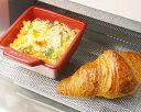 【耐熱皿】K'dep(ケデップ)トースタープレート「スクエアボウル」【ケデップ 耐熱皿 トースタープレート もち オーブン 皿 目玉焼き レンジ 皿 陶器 ランチプレート 陶器 プレート 皿 オーブントースター用 皿】