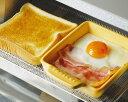 皿 トースト トースタープレート S「フラット」 K'dep ケデップ【耐熱皿 トースタープレート