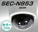 【SELEN/セレン】バリフォーカルレンズ付きデイ・ナイトカラードームカメラ SEC-N853