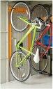タクボ物置 共通オプション 自転車収納ラック 2台収納用追加部品 壁パネル20用 TY-CRWT ※本体と同時購入時価格