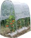 南榮工業 雨よけハウストマトの屋根 NT-18 【本体セット】【送料無料】KGS