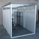 ダイマツ多目的万能物置 DM-14壁面パネルロング型 [収納/屋外収納/ガレージ/屋外/雨よけ/倉庫/価格/小屋/庭/スペース/自転車/設置/物置き]