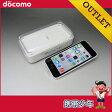 アウトレット!docomo iPhone5C 32GB ホワイト【あす楽対応】【スマホ】【スマートフォン】【携帯電話】【白ロム】