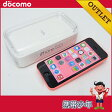 アウトレット! docomo iPhone5c 32GB ピンク【あす楽対応】【スマホ】【スマートフォン】【携帯電話】【白ロム】