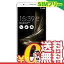 SIMフリー 未使用 ASUS ZenFone3 Ultra Dual SIM ZU680KL 64GB Glacier Silver 【海外版 SIMフリー】【当社6ヶ月保証】 スマホ 中古 本体 送料無料【中古】 【 携帯少年 】