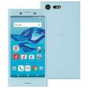 新品 未使用 Xperia X Compact SO-02J Mist Blue docomo スマホ 白ロム 本体 送料無料【当社6ヶ月保証】【中古】 【 中古スマホとsimフリー端末販売の携帯少年 】