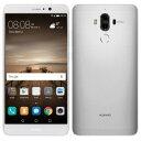中古 Huawei Mate 9 MHA-L29 Moonlight Silver【国内版】 SIMフリー スマホ 本体 送料無料【当社1ヶ月間保証】【中古】 ...