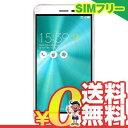 中古 ASUS ZenFone3 5.2 Dual SIM ZE520KL-WH32S3RT White 【32GB 楽天版】 SIMフリー スマホ 本体 送料無料【当社1ヶ月間保証】【中古】 【 携帯少年 】