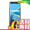 中古 BlackBerry PRIV STV100-3 (RHL210LW) 32GB Black【香港版】 SIMフリー スマホ 本体 送料無料【当社1ヶ月間保証】【中古】 【 中古スマホとsimフリー端末販売の携帯少年 】