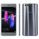 新品 未使用 Huawei Honor9 STF-L09 Glacier Grey【楽天版】 SIMフリー スマホ 本体 送料無料【当社6ヶ月保証】【中古】 【 携帯少年 】
