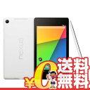 中古 Google Nexus7 (K008) 32GB White【2013 Wi-Fi版】 7インチ アンドロイド タブレット 本体 送料無料【当社1ヶ月間保証】【中古】 【 携帯少年 】