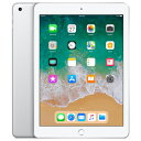 【SIMロック解除済】【第6世代】docomo iPad2018 Wi-Fi Cellular 32GB シルバー MR6P2J/A A1954 Apple 当社3ヶ月間保証 中古 【 中古スマホとタブレット販売の携帯少年 】