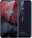 新品 未使用 Nokia X6 TA-1099 2018 Blue【4GB/64GB/海外SIMFREE】 SIMフリー スマホ 本体 送料無料【当社6ヶ月保証】【中古】 【 携帯少年 】