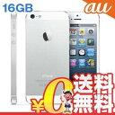 中古 iPhone5 LTE 16GB-CDMA ME040J/A ホワイト au スマホ 白ロム 本体 送料無料【当社1ヶ月間保証】【中古】 【 携帯少年 】