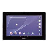 白ロム Xperia Z2 Tablet SO-05F ブラック[中古Aランク]【当社1ヶ月間保証】 タブレット docomo 中古 本体 送料無料【中古】 【 携帯少年 】