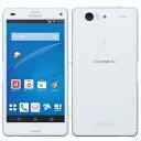 新品 未使用 Xperia Z3 Compact SO-02G White docomo スマホ 白ロム 本体 送料無料【当社6ヶ月保証】【中古】 【 携帯少年 】
