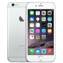 中古 iPhone6 16GB A1586 (MG482J/A) シルバー docomo スマホ 白ロム 本体 送料無料【当社1ヶ月間保証】【中古】 【 中古スマホとsimフリー端末販売の携帯少年 】