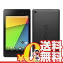中古 Google Nexus7 (K009) 32GB Black【2013 LTE版】 7インチ SIMフリー タブレット 本体 送料無料【当社1ヶ月間保証】【中古】 【 携帯少年 】