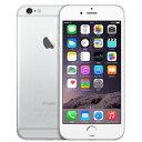 中古 iPhone6 64GB A1586 (MG4H2J/A) シルバー docomo スマホ 白ロム 本体 送料無料【当社1ヶ月間保証】【中古】 【 携帯少年 】