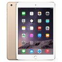 iPad mini3 Wi-Fi (MGY92J/A) 64GB ゴールド[中古Bランク]【当社1ヶ月間保証】 タブレット 中古 本体 送料無料【中古】 【 携帯少年 】
