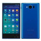 白ロム au AQUOS PHONE SERIE mini SHL24 ブルー[中古Bランク]【当社1ヶ月間保証】 スマホ 中古 本体 送料無料【中古】 【 携帯少年 】
