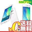 中古 Samsung GALAXY A7 Dual-SIM SM-A700YD LTE 【White 16GB 海外版】 SIMフリー スマホ 本体 送料無料【当社1ヶ月間保証】【中古】 【 携帯少年 】