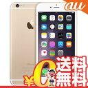 中古 iPhone6 Plus 16GB A1524 (MGAA2J/A) ゴールド au スマホ 白ロム 本体 送料無料【当社1ヶ月間保証】【中古】 【 携帯少年 】