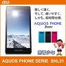 【未使用】 au AQUOS PHONE SERIE SHL21 ロッククリア不要 【あす楽対応】【LTE】【スマートフォン】【携帯電話】【白ロム】