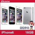 【未使用】 docomo iPhone6 16GB 【あす楽対応】【スマホ】【スマートフォン】【携帯電話】【白ロム】