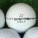 【中古】BRIDGESTONE GOLF 各種混合 ホワイト系 30球【Bランク】【ロストボール】