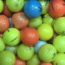【中古】TOURSTAGE 混合 カラー系 200球 【Bランク】【ロストボール】