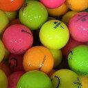 ロストボール キャスコ kasco 各種 カラー混合 12球 【Aランク】 ゴルフボール 【中古】