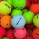 【中古】VolvikVIVID マットカラー混合 20球【ABランク】【ロストボール】