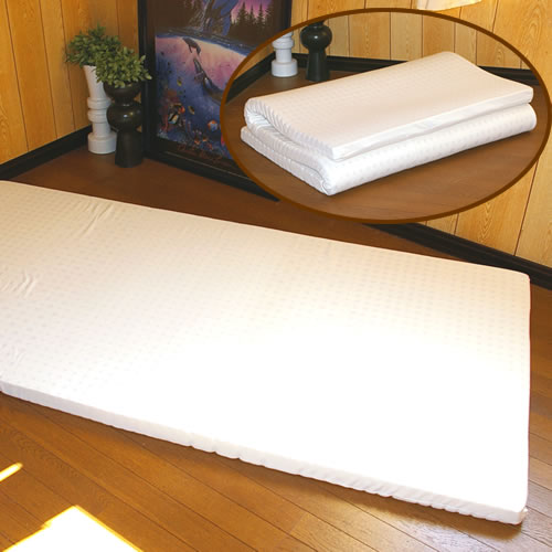 [Natural rubber latex 100% high rebound] 7 zone single mattress (cotton cover separately) ■ national ■