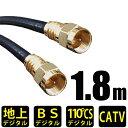 Apr16Electronics&PCアンテナケーブル 1.8m ネジ式 タイプ【DM便送料無料】