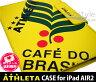ATHLETA iPad AIR 2 Cover Book[ ATG-9050 ] アスレタ iPad AIR 2用 カバーブック マグネット式 手帳 風 カバー iPad AIR 2 ダイアリーケース 【ゆうメール便送料無料】05P09Jan16