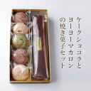 クリオロ ケーク・ショコラ+ヨーヨーマカロン5個セット【常温...