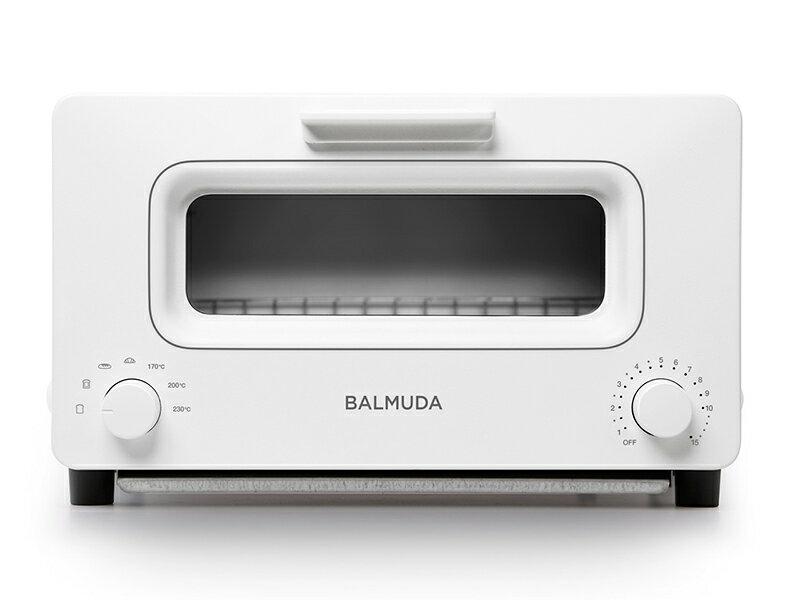 バルミューダ トースター BALMUDA The Toaster K01E-WS [ホワイト]【送料込み】(北海道・沖縄・離島は配送不可)