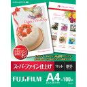 富士フイルム 画彩 スーパーファイン仕上げ A4 (210x297) 100枚入 SFA4100