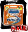 【エコパラダイス】Gillette Fusion5+1ジレット フュージョン 替刃8個入