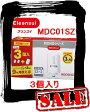 【エコパラダイス】三菱レイヨン・クリンスイMDC01SZ(3個入)MONOシリーズ用交換カートリッジ日本仕様 浄水器