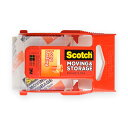 Scotch 165 MOVING STORAGE PACKING TAPE スコッチ