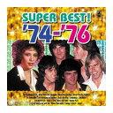 Omnibus - 【個数:1個】「直送」【代引不可・同梱不可】[AX-312] オムニバス 青春の洋楽スーパーベスト'74−'76 CD