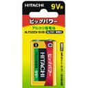【あす楽対応】日立製作所(HITACHI) [6LF22EXS1B] 日立 乾電池 6LF22EXS1B 302-9611