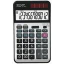 直送・代引不可シャープエレクトロニクスマーケティング 中型卓上電卓 12桁 EL-N942-X別商品の同時注文不可