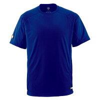 直送・代引不可デサント(DESCENTE) ベースボールシャツ(Tネック) (野球) DB200 ロイヤル XA別商品の同時注文不可の画像